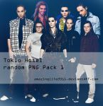 Tokio Hotel Random PNG pack - 1 by amazinglife2011