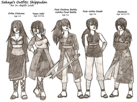 GBNaru: Sakaye's Ship. Outfits by kiotsukatanna