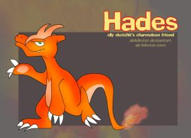 Hades the Charmeleon by airlobster