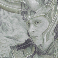 Loki by CookieCakePotatoShoe