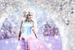 Winter Queen by tinca2