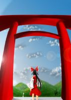 Torii by howeirong