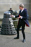 The Doctor and the Daleks (6) by masimage