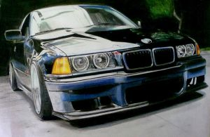 BMW M3 E36 by And300ZX