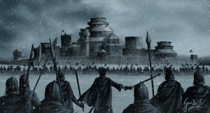 Game of Thrones: Battle of Winterfell by CaptainBombastic