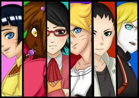 The Next Generation - Naruto by Andrea2ce
