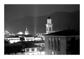 lugano nocturnal impression by redux