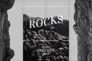 05 Rocks.png by 12WitchesStore
