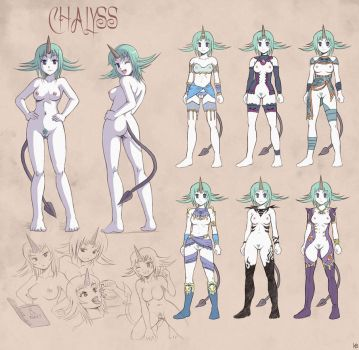 Chalyss by Karbo