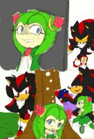 Sonic Doodlezzz : 60 by Narcotize-Nagini
