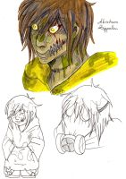 :GnG: Unmasked Abraham by Clytemnon