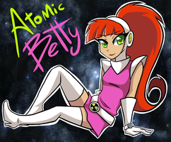 +Atomic  Betty+ by G-Blue16