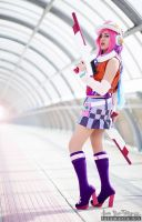 Arcade Miss Fortune LOL by UnholyLilith