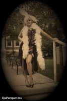 flapper sarah 2 by ToxicChick