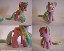 Boolet - Custom Pony by saucycustoms