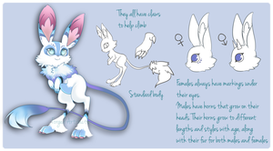 New Species design, Mimiroos! by Forged-Artifacts