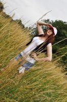 A Wild Trainer Has Appeared by mei-chama