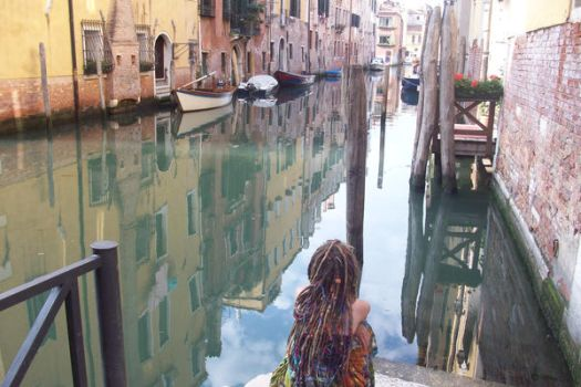 venezia is beautiful by tea-peace