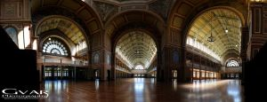 Royal Exhibition Building by SuperSprayer