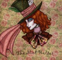 ...The Mad Hatter... by ArinaFoxy
