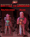 Battle The Undead-02 by redeve
