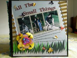 scrapbook-all the small things by invisibletoad