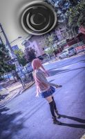 Black Hole -mirai nikki by MiahObsession