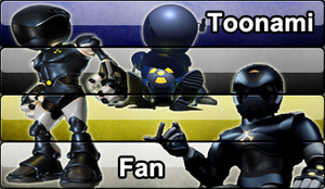 Gift Super Button: Toonami Fan by Donhill44