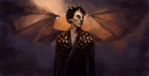 Smaug by J-Grey