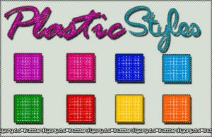 +Plastic Styles by ButtterflyCry
