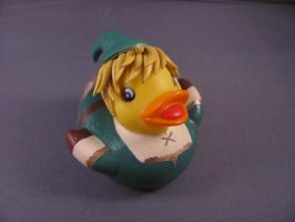 Link Duck by spongekitty