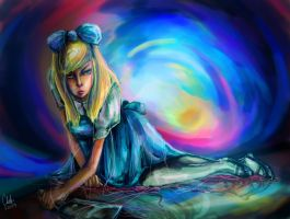 Oh Alice by chriztaychuang