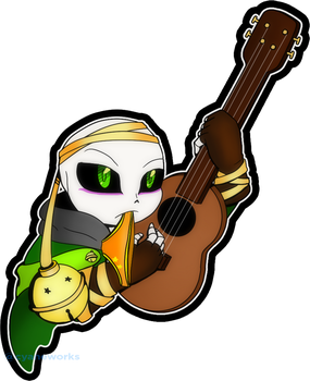 The bee and the bard pt 1 by Cyane-ei