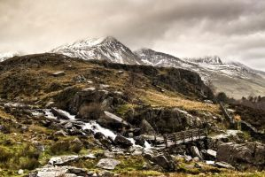 Road to Y-Garn by CharmingPhotography