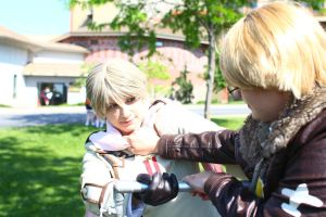 ColossalCon 2014 - Of Scarves and Glasses(PS) 31 by VideoGameStupid