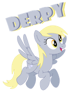 Derpy Hooves by Elica1994
