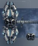 Space Station by Samize