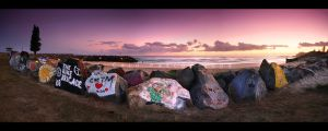 Town Beach Colours by CainPascoe