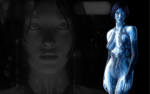 Halo4 Cortana WP by Psychosis2013
