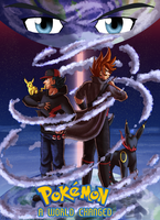 Pokemon: A World Changed Comic Cover by CrestfallenEnigma
