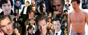 Benedict Cumberbatch by pisceslilly198524