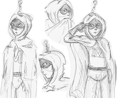 Mysterion sketches by cosmographia