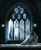 My loneliest hour by Bellatina