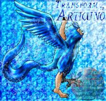 Transform to Articuno-colored by monchiken