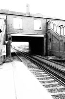 Formby station tunnel by MissKittyTwisted