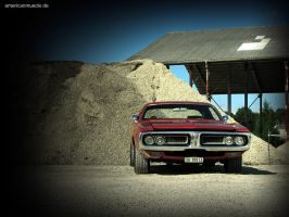 CHARGER.- by AmericanMuscle