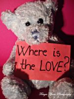 Where is the Love? by AnitaBright