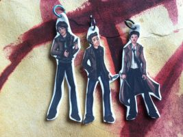 Supernatural Charms by AiwenStarr