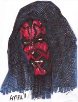Maul by Lonejax