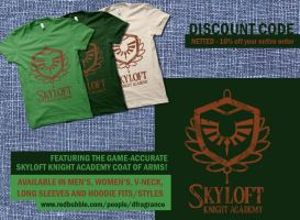 Skyloft Knight Academy by digitalfragrance